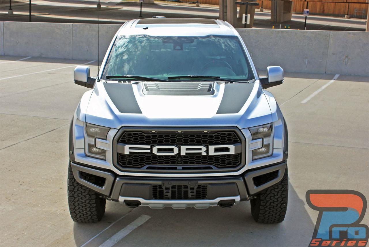 "Raptor Front Windshield Banner Decal Fits Ford Raptor Trucks 4/"" x 40/"""