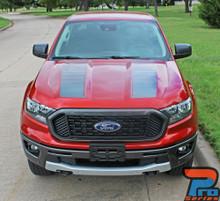2019 Ford Ranger Hood Graphics NOMAD HOOD 2019 2020 2021