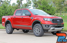 Ford Ranger Side Stripes NOMAD ROCKER 2019-2020