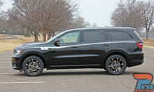 2020 Dodge Durango Side Stripes