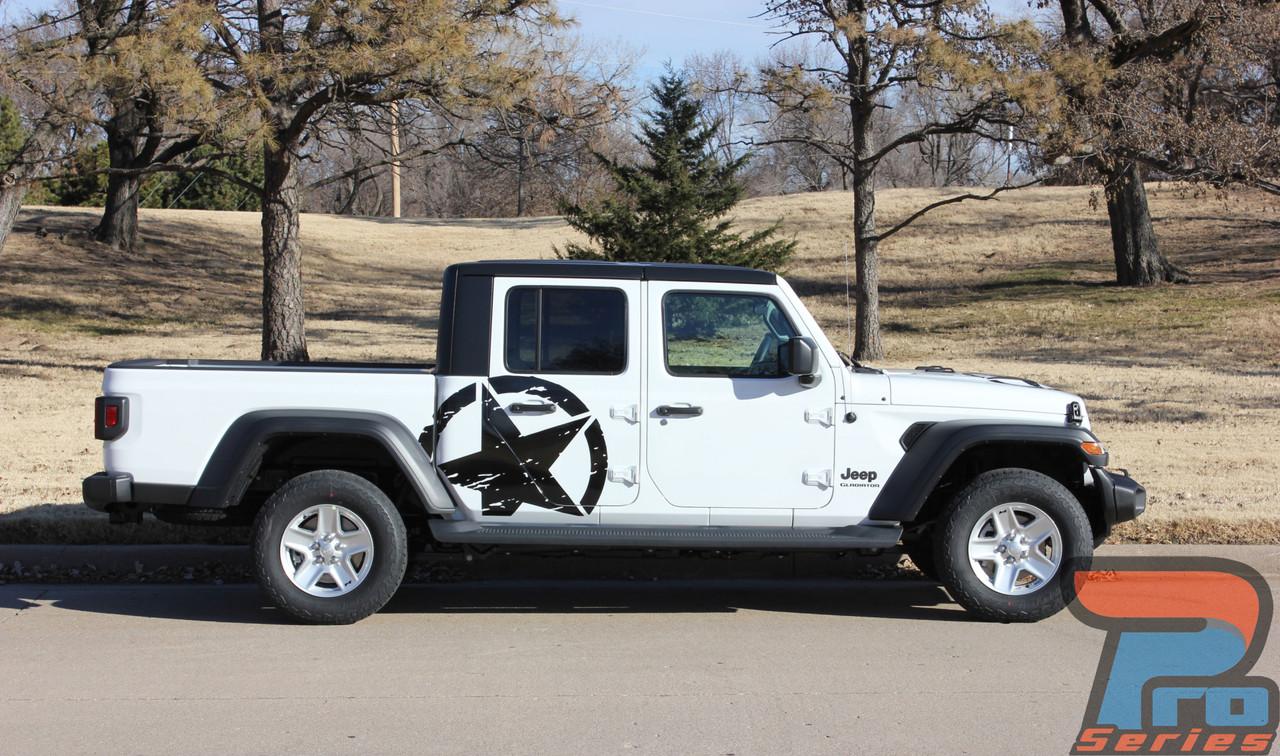 legend side kit  20202021 jeep gladiator side decals package