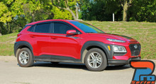 2020-2021 Hyundai Kona Side Decals BOLT KIT