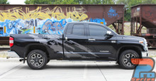 2015-2021 Toyota Tundra Side Vinyl Graphics FRENZY Premium Vinyl Graphics