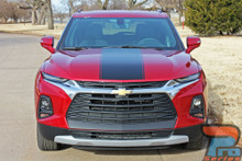 HOT STREAK HOOD 2019 2020 2021 Chevy Blazer Hood Stripes