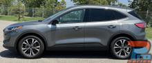 2021 Ford Escape Upper Side Stripes SABRE SIDE 2020-2021