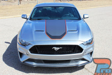 2020 Ford Mustang Stripes SUPERSONIC KIT Digital Print 2018-2021