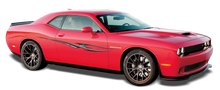 SHOCKWAVE : Automotive Vinyl Graphics Premium Striping Decal Designs by Universal Products (UP-09255)