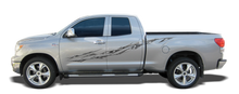 SHATTERED : Automotive Vinyl Graphics Premium Striping Decal Designs by Universal Products (UP-08493)