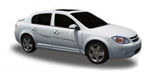 SHADOW : Automotive Vinyl Graphics - Universal Fit Decal Stripes Kit - Pictured with MIDSIZE CAR (ILL-632)