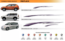REFLEX Universal Vinyl Graphics Decorative Striping and 3D Decal Kits by Sign Tech Media, Inc. (STM-RF)