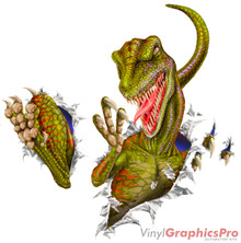 RAPTOR : Premium Ultra High Resolution Vinyl Graphics by Speed Graphics, Inc (SPEED-RPT-70)
