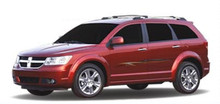 QUEST : Automotive Vinyl Graphics - Universal Fit Decal Stripes Kit - Pictured with DODGE CROSSOVER (ILL-408)