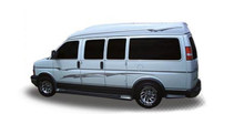 PROWLER : Automotive Vinyl Graphics - Universal Fit Decal Stripes Kit - Pictured with PASSENGER VAN (ILL-610)