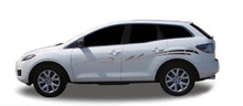 PACIFICA : Automotive Vinyl Graphics - Universal Fit Decal Stripes Kit - Pictured with MIDSIZE CROSSOVER SUV (ILL-DF29)