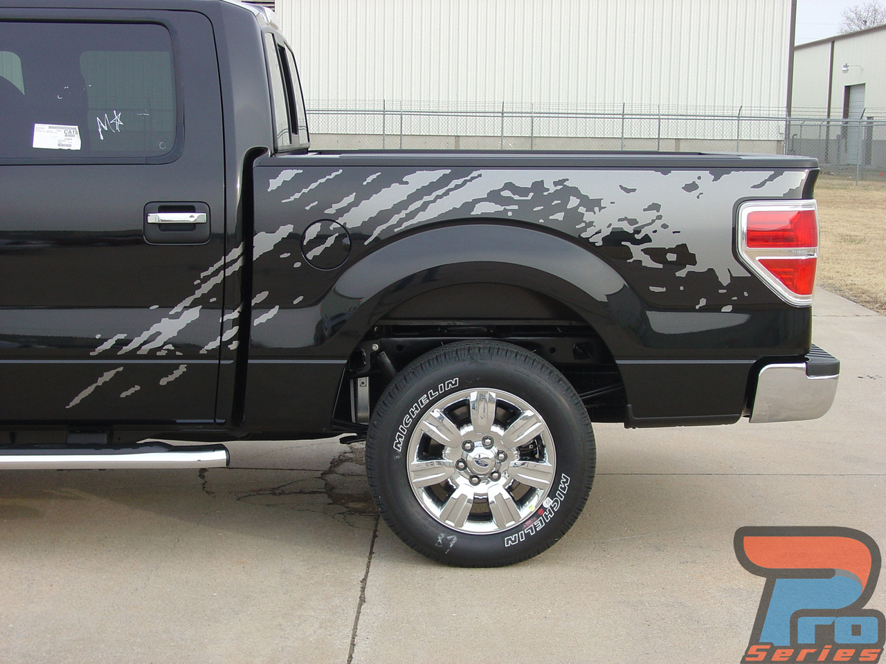 Predator 2009 2010 2011 2012 2013 2014 ford 150 f series raptor style mudslinger