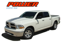 POWER : 2009 2010 2011 2012 2013 2014 2015 2016 2017 2018 Dodge Ram Strobe Hood Truck Bed Stripe Decal Vinyl Graphics Kit (VGP-1519)