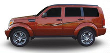 JACKPOT : Automotive Vinyl Graphics - Universal Fit Decal Stripes Kit - Pictured with DODGE NITRO (ILL-61213766)
