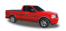 HYPERACTIVE : Automotive Vinyl Graphics - Universal Fit Decal Stripes Kit - Pictured with FORD F-150 SERIES (ILL-462)