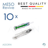 MESO 'ME' Revive Cartridge (Box of 10) - ET Modul / Onix (+ Compatible Machines)