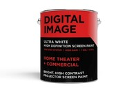 Ultra HD 4K Resolution White Screen Paint