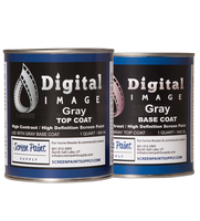 Ultra HD 4K Resolution Pro Gray Base & Top Kit Screen Paint