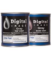 Ultra HD 4K Resolution Pro Gray Base & Top Kit Screen Paint