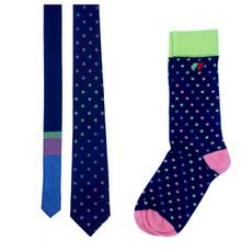 Dots Necktie Combo