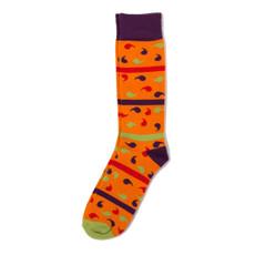Dancing Paisley Sock
