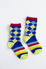 Bouncing Colors Sock - Child Medium