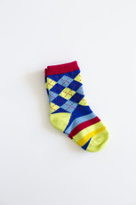 Bouncing Colors Sock - Child XS