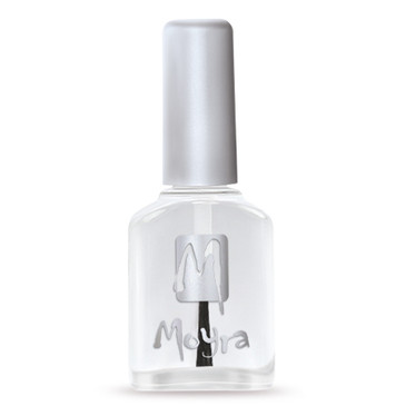 Moyra's Mega Gloss top coat is a durable, super shiny top coat to protect your nail art. Available at www.lanternandwren.com.