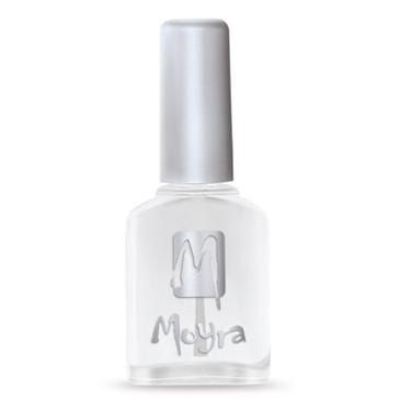 Moyra's Matte top coat is the perfect top coat to create a matte finish for your nail art. Available at www.lanternandwren.com.