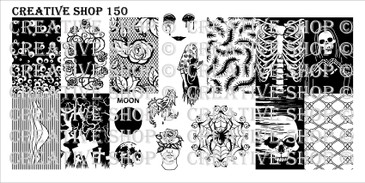 PREORDER - 150 - Creative Shop Stamping Plate