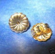 Earring Backs 14k Yellow Gold Push Backs Totalheaven