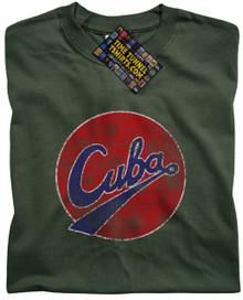 Cuba T Shirt (Green)