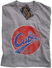 Cuba T Shirt (Grey)