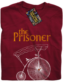 The Prisoner T Shirt (Red)