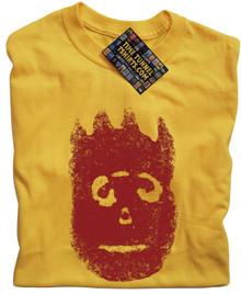 Wilson (Castaway) T Shirt (Yellow)