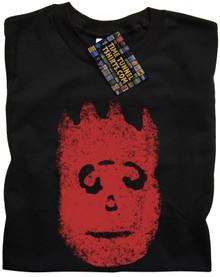 Wilson (Castaway) T Shirt (Black)