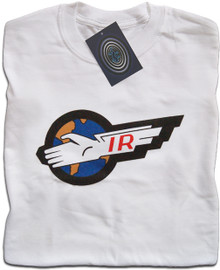 Thunderbirds International Rescue T Shirt
