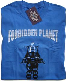 Forbidden Planet (Royal Blue) T Shirt