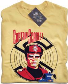Captain Scarlet T Shirt