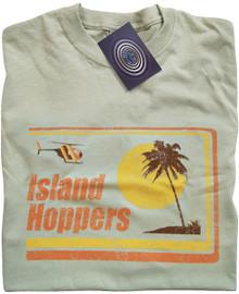 Magnum Island Hoppers T Shirt