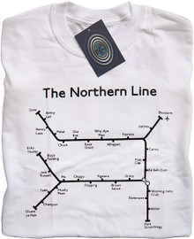 The Northern Line T Shirt