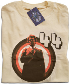 Dirty Harry 44 T Shirt (Vegas Gold)