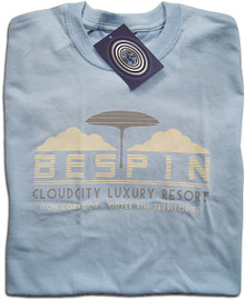 Cloud City (Blue) T Shirt