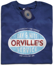 Orville's Tow Service T Shirt