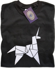 Blade Runner Origami Unicorn T Shirt