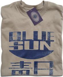 Blue Sun T Shirt
