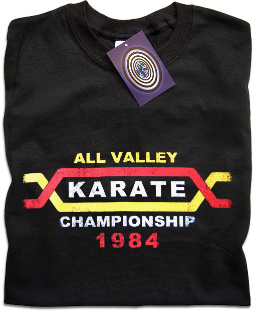 a14fa6ba The Karate Kid T Shirt. Your Price: £14.99 (You save £1.00). Image 1